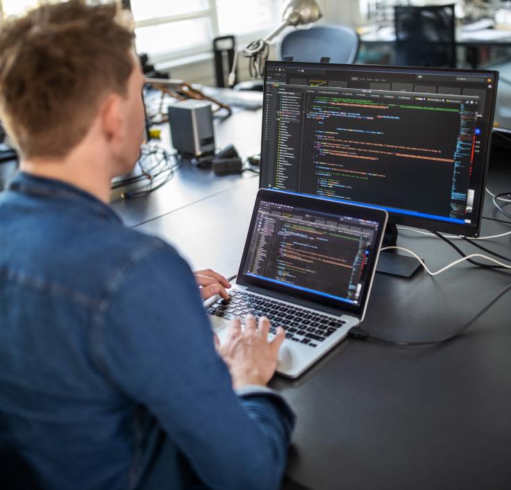 banner - Full-stack developer
